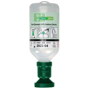 Eye rinsing bottle 500 ml